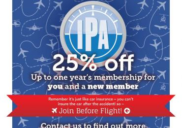 Independent Pilot Association Skypointer Issue 116 Newsletter